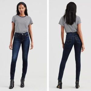 Levi's 311 Shaping Skinny Jeans Dark Wash